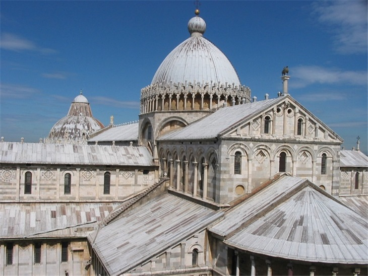 Product | PIAZZA DEI MIRACOLI CATHEDRAL – PISA (ITALY)