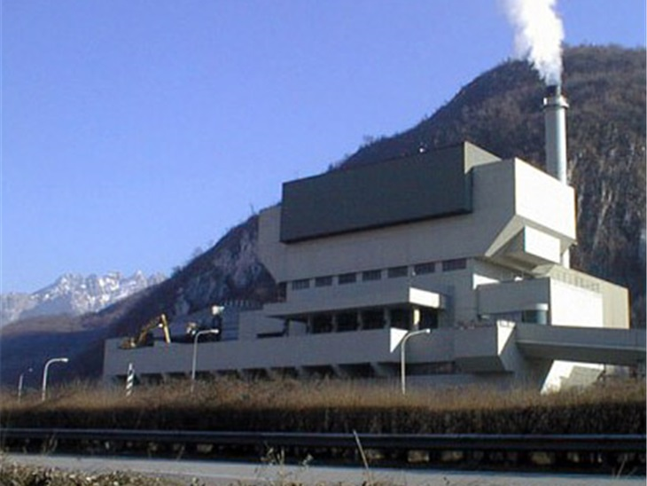 Product | VALMADRERA INCINERATOR – LECCO (ITALY)