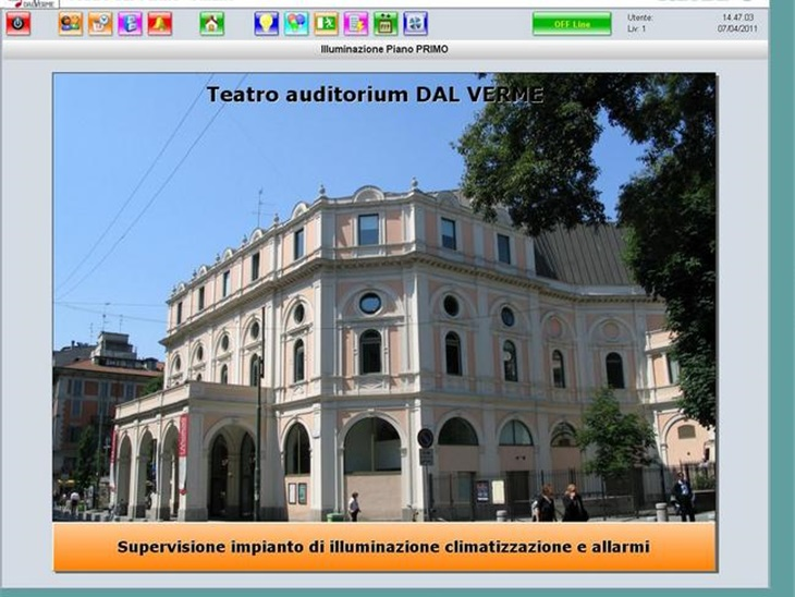 Product | DAL VERME THEATRE - MILANO (ITALY)